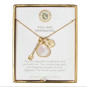 Spartina Sea La Vie Mermazing Mermaid Necklace